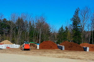 Mulch, Topsoil and Stone